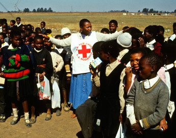 Speech given by ICRC president at Constitution Hill, Johannesburg, South Africa