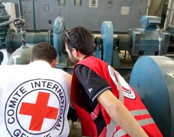 叙利亚:水变成了战时武器