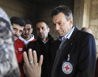 Syria Pledging Conference: ICRC President's call to the international community