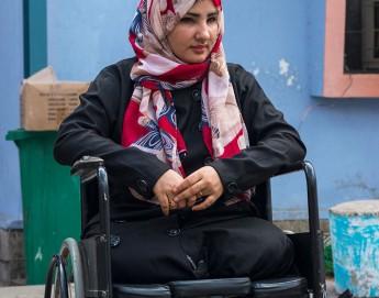 As cicatrizes da guerra: as pessoas com deficiência do Iêmen