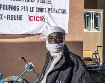 Niger : surmonter son handicap physique et réintégrer la société