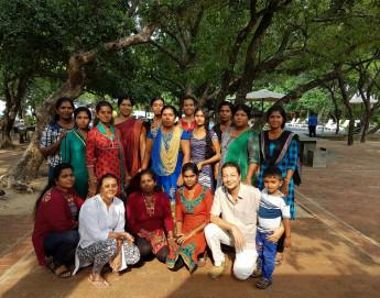 南亚:一线的亚洲员工