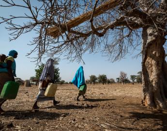 Burkina Faso : quand le manque d'eau et la violence rendent la vie impossible
