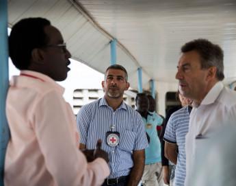 Ein Rennen gegen die Zeit, um die Ausbreitung von COVID-19 in Afrika zu verlangsamen