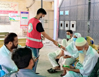 Pakistan: ICRC operational response to COVID-19