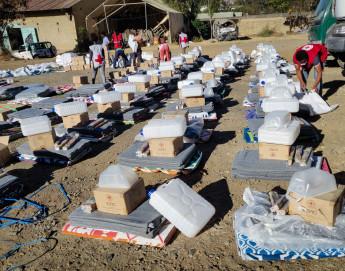 Humanitarian needs grow in Ethiopia's Tigray region