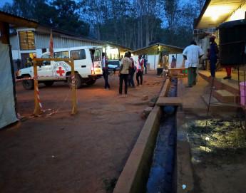 République centrafricaine : le CICR évacue 25 blessés à l'Hôpital universitaire de Bambari