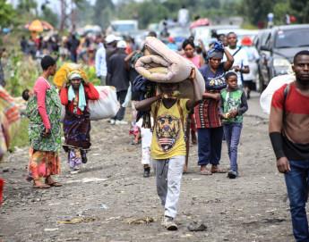 RD Congo : à Goma, l'eau au centre des besoins après l'éruption du volcan