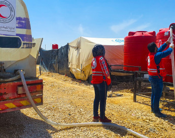 COVID-19: Millions dealing with sporadic water shortages, crippled health services in north-east Syria