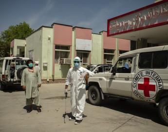 Afghanistan: Zunahme von Gewalt gegen die Gesundheitsversorgung bedroht Millionen während COVID-19