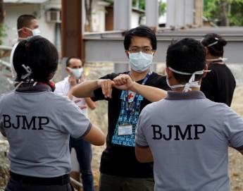 Operative Massnahmen des IKRK im Zusammenhang mit COVID-19 im Asien-Pazifik-Raum