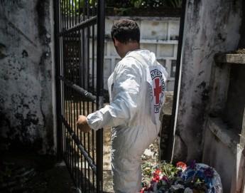 Schutz, Würde und Respekt für Verstorbene und ihre Angehörigen in der COVID-19-Krise