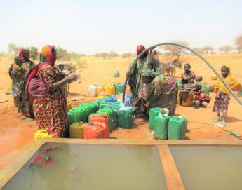 Mali : à Inabelbel, l'eau c'est le bonheur.