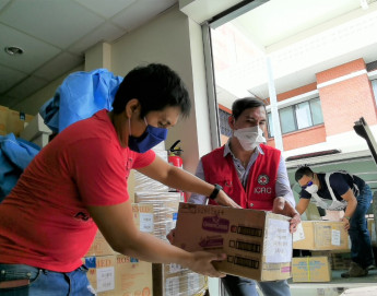 Philippines: ICRC response to COVID-19 (May 2020 edition)