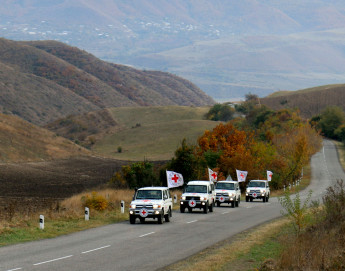 Nagorno-Karabakh conflict: ICRC stands ready to facilitate handover of bodies of those killed in action and the simultaneous release of detainees