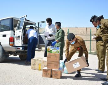 COVID-19: ICRC response in Iraq