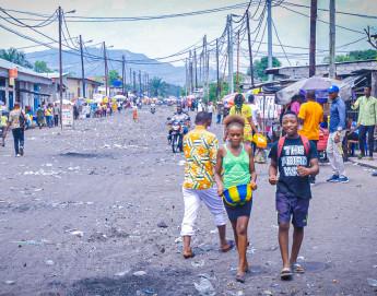 RDCongo : Kinshasa entre COVID-19 et pénurie d'eau