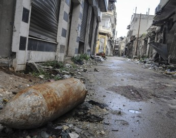 Syria: Amid concerns over COVID-19, risk of weapon contamination should not be forgotten