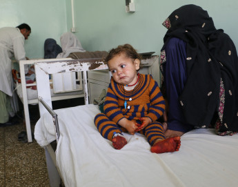Afghanistan: Inside Kandahar's busiest medical facility, and the positive impact entrenched by ICRC