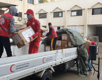 Egypt: ICRC donates medical supplies, protective gear to health facilities in North Sinai