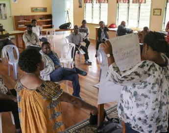 Une menace insidieuse : en Papouasie-Nouvelle-Guinée, l'impact du Covid-19 sur la santé mentale