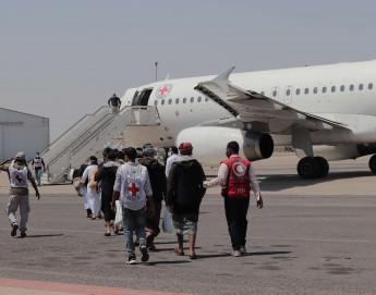 1000多名也门冲突获释人员已成功运送回国