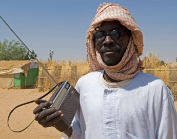 La radio, partenaire de l'action humanitaire ? Clairement oui