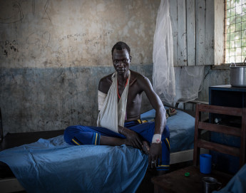 Ten years after independence, South Sudanese struggle with scars of violence
