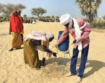 Tchad : notre riposte au Covid-19 en mars et avril 2020