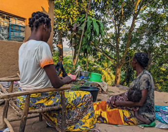 DRCongo: Sexually assaulted as a teen, Thérèse gets her confidence and dignity back