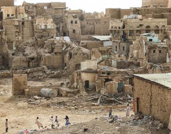 El conflicto en Yemen retratado por seis fotógrafos
