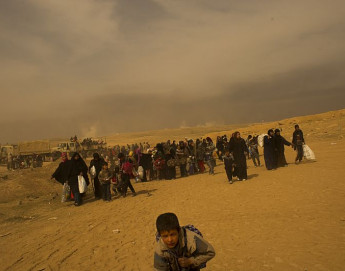 Climate change and conflict: Impact on displacement