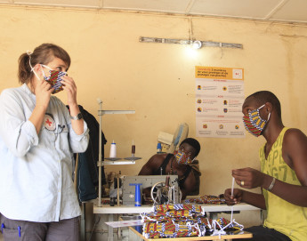 One year of COVID-19: Vaccines bring hope, but Africa must be included