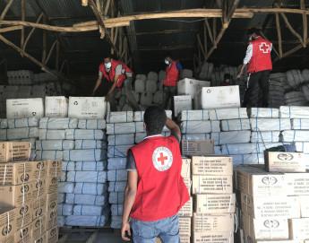 Die Internationale Rotkreuz- und Rothalbmondbewegung weitet ihre humanitären Einsätze aus, um den akuten Bedarf in Äthiopien, dem Sudan und Dschibuti zu decken