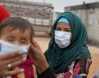 COVID-19: Spendenaufruf der IKRK- und IFRC-Bewegung über 800 Mio. Schweizer Franken zur Unterstützung der verletzlichsten Menschen im Kampf gegen die Pandemie