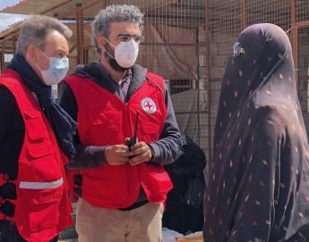 """Siria: el presidente del CICR insta a la comunidad internacional a adoptar un """"nuevo enfoque"""" tras una década de crisis brutal"""