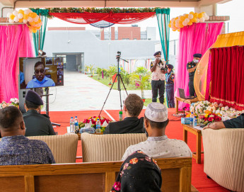 Protecting detainees during COVID-19: Isolation centres inaugurated in Bangladesh's prisons