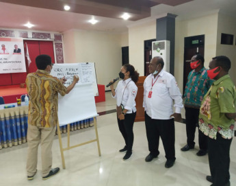 Indonesia: Collaboration with the PMI in the Papua Province