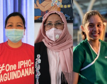 World Humanitarian Day 2020: Respect and protect health workers in the COVID-19 pandemic