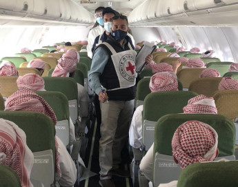 Operational update on the release of detainees from the Yemen conflict