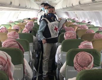 Informações atualizadas sobre liberação de detidos devido ao conflito armado no Iêmen