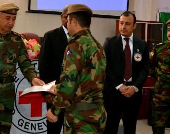 Suiza: taller para oficiales superiores sobre las normas internacionales por las que se rigen las operaciones militares (SWIRMO)