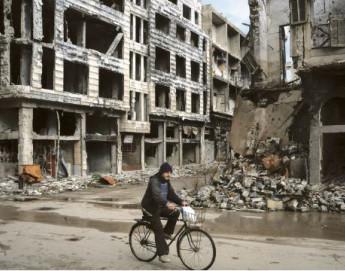 La violence armée et le nouveau programme pour les villes : les recommandations du CICR en vue d'habitat III