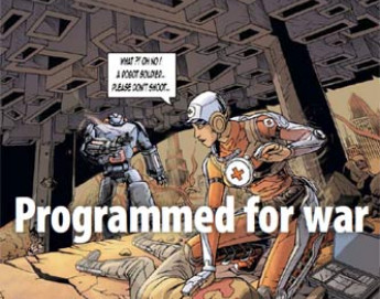 Red Cross Red Crescent: Programmed for war (magazine)