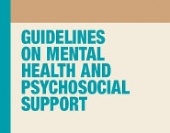 Guidelines on Mental Health and Psychosocial Support