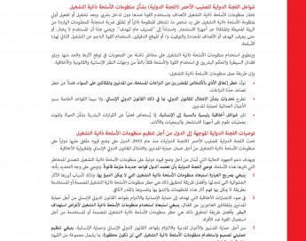 موقف اللجنة الدولية للصليب الأحمر من منظومات الأسلحة ذاتية التشغيل