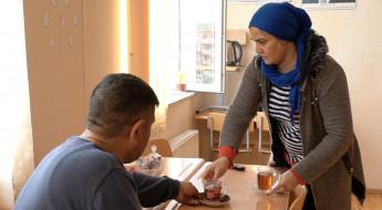 Нагорно-карабахский конфликт: школьный кабинет вместо дома