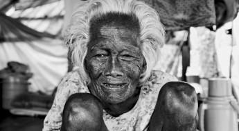 Filipinas: imagens do deslocamento