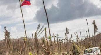 Филиппины: больше продовольствия населению, не оправившемуся от последствий тайфуна