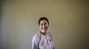 Healthcare in rural Rakhine, Myanmar: Through a lens of coexistence